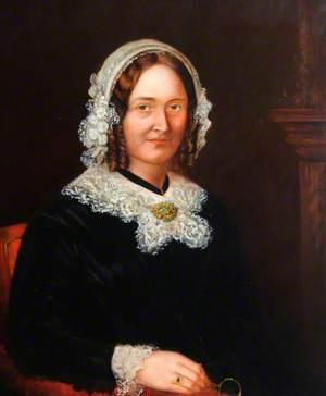 Portrait of a Woman of the De Guerin Family