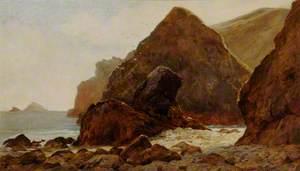The Lion Rock, Sark