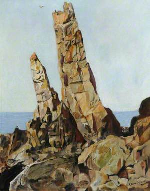 Sentinels on the Shore