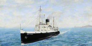'Brittany' (Mailboat, One Funnel)
