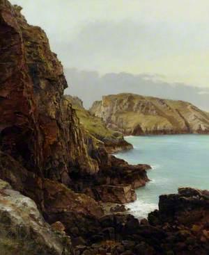 The Gouliot Rocks, Sark