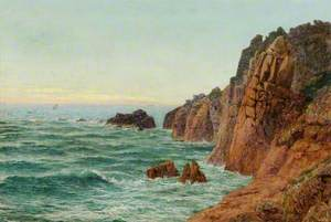 Coastal View, Pleinmont
