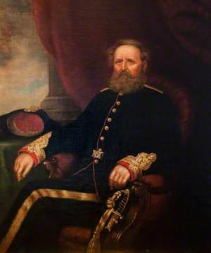 Richard Mansell Ozanne (c.1798–1863), Barrack Master (1860–1862)