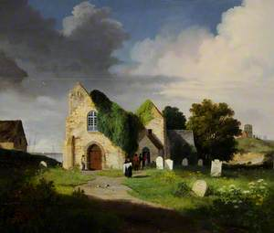 St Sampson's Church, Guernsey, Built AD 1111