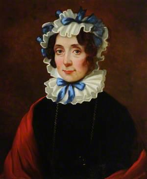 Anne de Jersey (1765–1850), Wife of Reverend Daniel Francis Durand, Dean of Guernsey