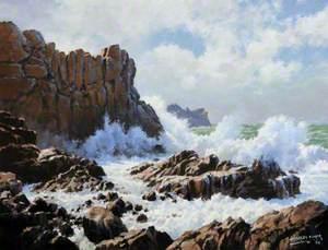 Rough Sea, Port Soif