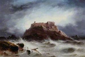 Rough Weather, Cobo Bay