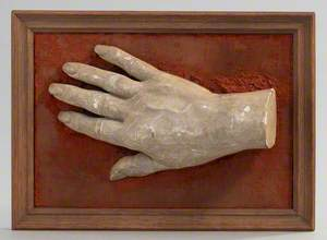 Victor Hugo's Right Hand