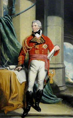 General Sir John Doyle (1756–1834), Bt, GCB, Lieutenant-Governor of Guernsey (1803–1807)