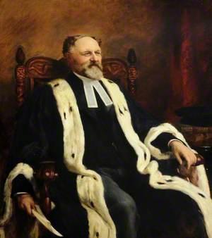 Sir Thomas Godfrey Carey (1832–1906), Kt, Bailiff of Guernsey (1895–1902)