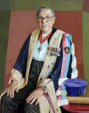 Sir Charles Frossard (b.1922), KBE, Bailiff of Guernsey (1982–1992)