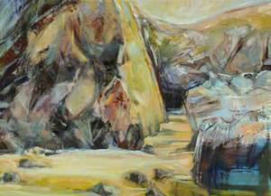 Plemont Cave Blue