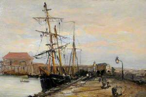 Old French Harbour, Jersey