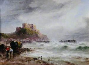 Gorey Castle, Jersey