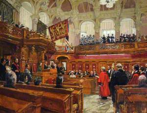 Her Majesty Queen Elizabeth II's Visit to States Assembly, Jersey