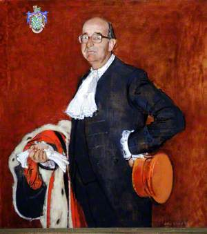 Sir Peter Crill (1925–2005), CBE, Bailiff of Jersey (1986–1995)