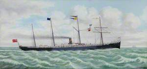 RMSS 'Duke of Buccleuch'
