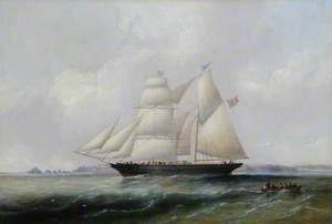 The Brigantine 'Jessie'