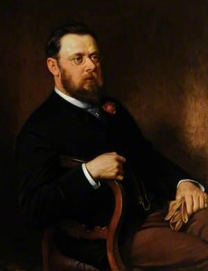 John Francis Giffard (b.1847), Ecurier, Juré, Justicier