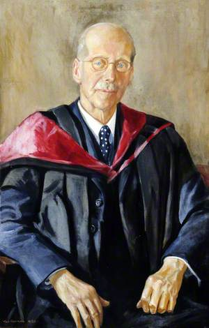 Anthony Hardey Warrell, MA, Headmaster of Victoria College (1911–1932)