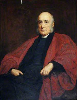 The Very Reverend William Henderson (1819–1905), First Headmaster of Victoria College (1852–1862)