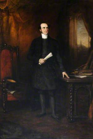 Doctor Francis Jeune, Dean of Jersey (1838–1843), Vice-Chancellor of Oxford University (1858), Bishop of Peterborough