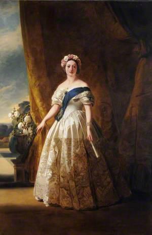 Her Majesty Queen Victoria (1891–1901)