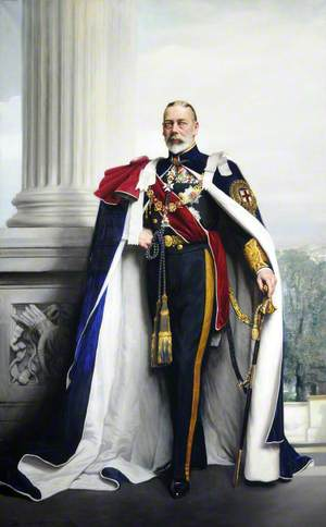 His Majesty King George V (1865–1936)