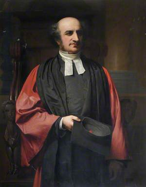 Doctor Francis Jeune, Dean of Jersey (1838–1843), Vice-Chancellor of Oxford University and Bishop of Peterborough*