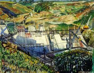 New Dam, Val de la Mare