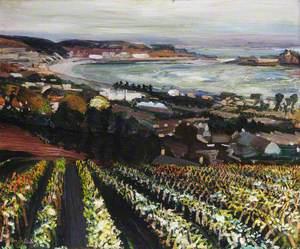 Study for a Landscape of St Aubin's Bay from La Haule