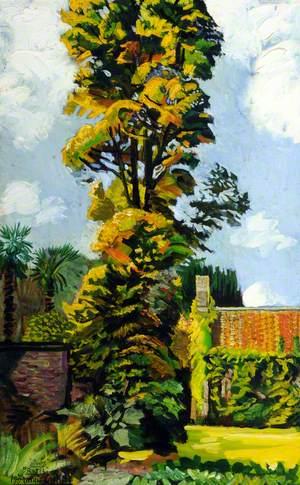 The Great Tree, Rozel Manor Gardens, Jersey