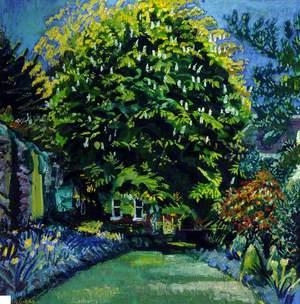 The Camellia Bush, Le Coin Garden