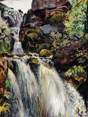 Falls of Ardessie, Scotland