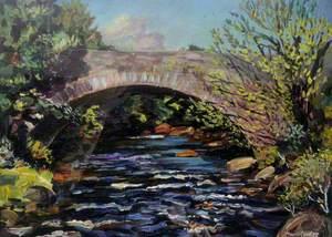 Badachro Bridge, Gairloch, Ross-shire
