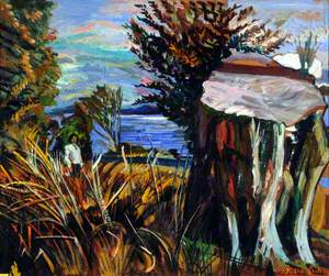 Vicki and the Old Tree Stump, Éire