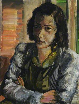 'Thought', a Study – Miss Berenice Kean