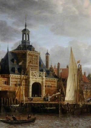 The Oude Hoofdpoort, Rotterdam