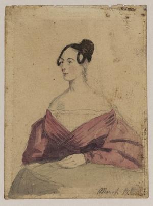 Portrait Sketch of a Lady