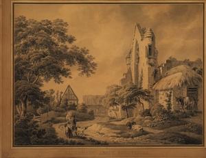 Haugham's Abbey, Shropshire