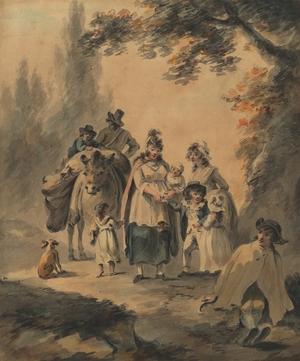 Gypsy Encampment (I)