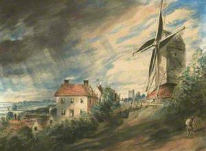 Stanway Mill, near Colchester