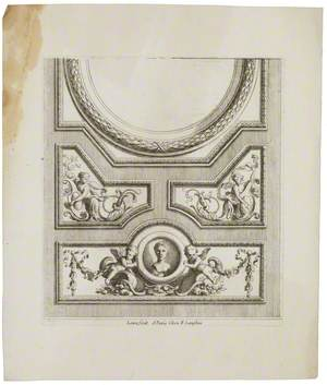 Design for Half of a Ceiling
