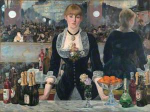 A Bar at the Folies-Bergère
