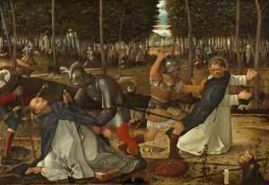 Assassination of Saint Peter Martyr