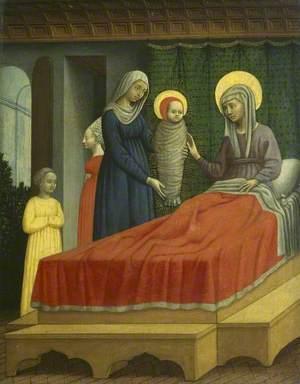 Birth of Saint Augustine