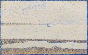 Beach at Gravelines