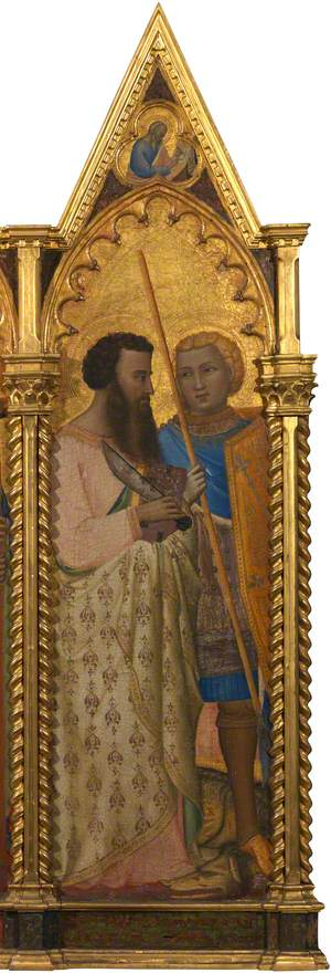 Saints Bartholomew and George
