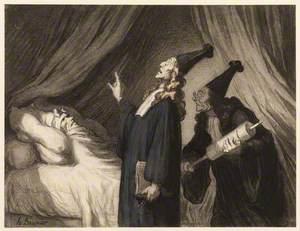 The Hypochondriac (Le malade imaginaire)