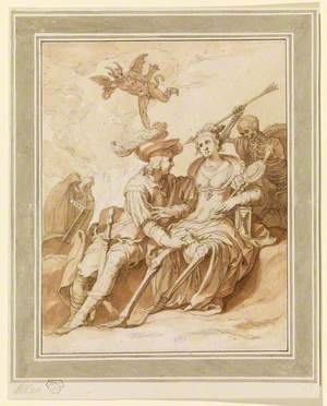Death and the Lovers – Allegory of 'Vanitas'
